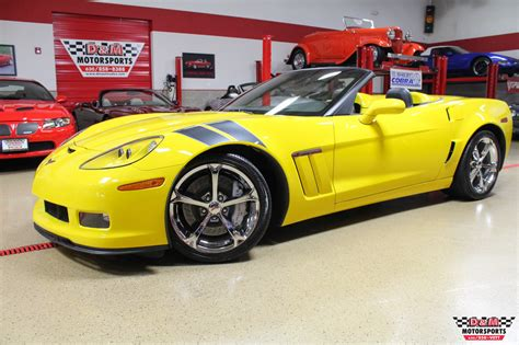2011 corvette convertible 2011 chevrolet corvette grand sport convertible stock