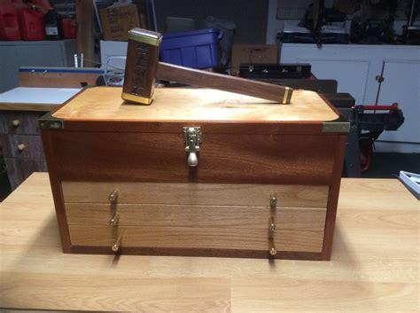bench top tool box bench top tool chest by littlecobra lumberjocks com