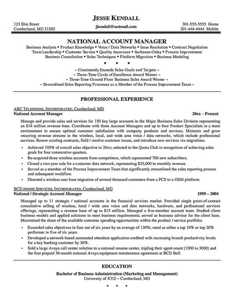 executive resume tips 59 best images about best sales resume templates sles