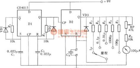 capacitor laser circuit laser capacitor sensor laser wiring diagram and circuit schematic