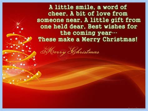 today      merry christmas   coming year full  reasons  smile