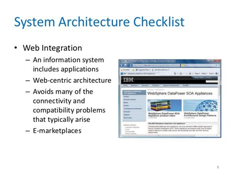Online Architecture Software system architecture chapter 10