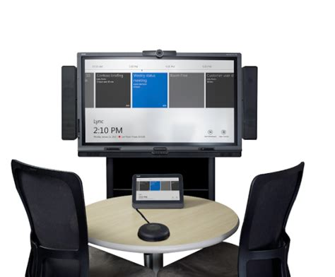 smart rooms introducing the smart room system for microsoft lync telepresence options