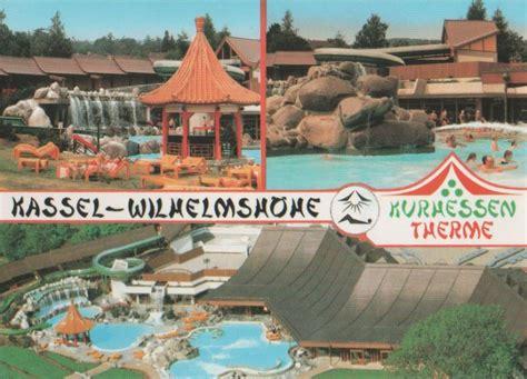 Postkarten Drucken Kassel by Kassel Wilhelmsh 246 He Kurhessen Therme Ca 1985 Nr