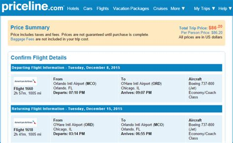 fare deal alert | american – $86: orlando – chicago (and