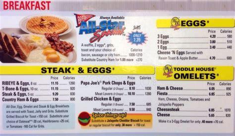 waffle house full menu waffle house menu clipground