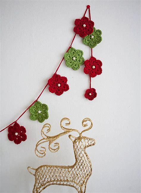 Handmade Garland - 17 best ideas about crochet garland on