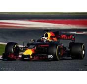 Daniel Ricciardo Red Bull Circuit De Catalunya 2017