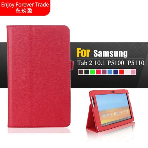 Wallet Samsung Tab 2 10inch P7500 P5100 Samsung Tab 2 10 T301 1 folio pu leather stand cover for samsung galaxy tab 2 10 1 p5100 p5110 p7500 p7510 tablet