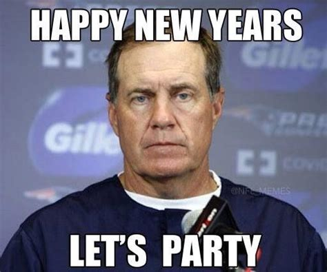 Happy New Year Funny Meme - hailee miguel on twitter quot nfl memes happy new years