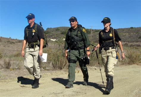 Oc Sheriff Search Whiting Search And Rescue Unit Keeps And Skills Sharp Orange County Register