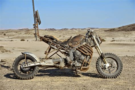motorcycle extended swing arm the motorcycles in mad max fury road bikebound