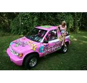 Pink Kia Barbie Sportage 1999  PinkCarAuction