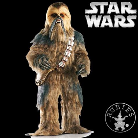 wars supreme costumes wars chewbacca supreme costume officiel