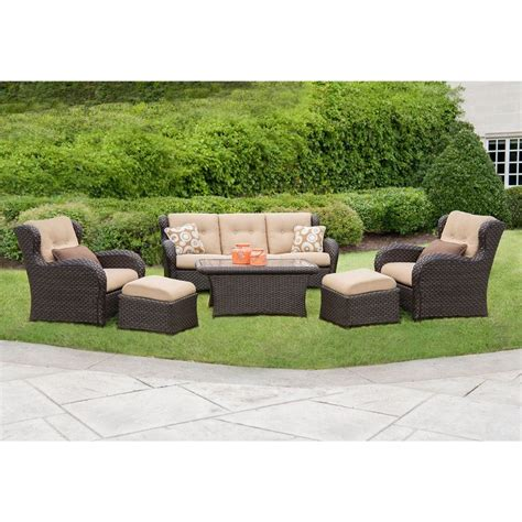 Landscape Fabric Sam S Club Member S 174 Heritage Seating Set With Premium