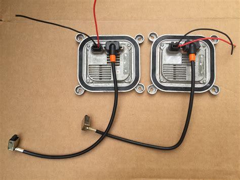 osram hid ballast wiring diagram free wiring
