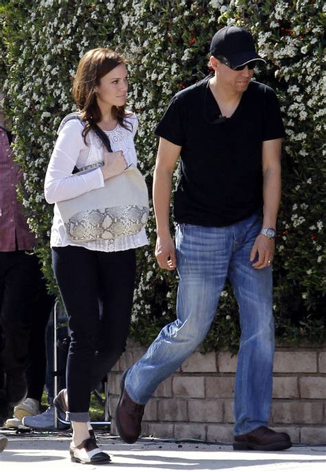 Get Mandy Moores Look With River Islands Lace Mini by Mandy In Mandy On Set In La Zimbio