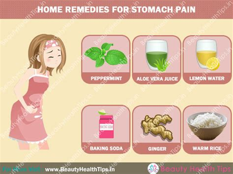 home remedies for stomach