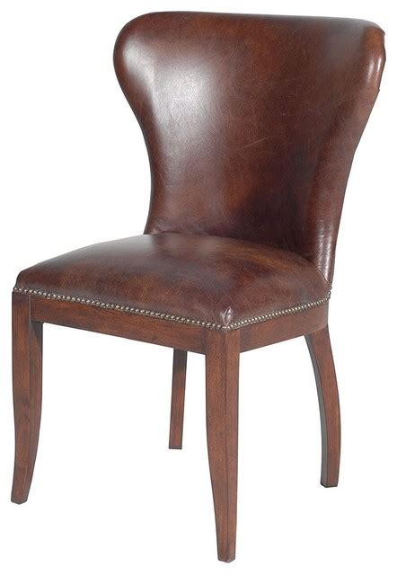 Eclectic Dining Chairs Richmond Dining Chair Biker Eclectic Dining Chairs New York By Zin Home