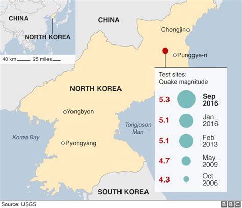 map us nuclear test political filth korea restarts nuclear reactor