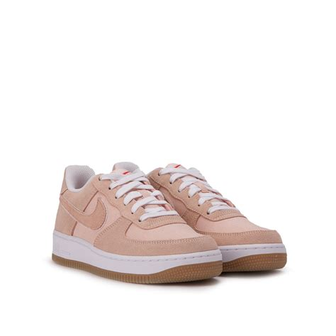 Sepatu Nike Forche 1 nike air 1 gs artic orange 596728 800