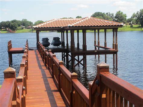 boathouse florida boathouses in orlando fl fender marine construction