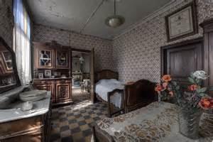 inside houses inside an abandoned belgian farm house nick pritchard