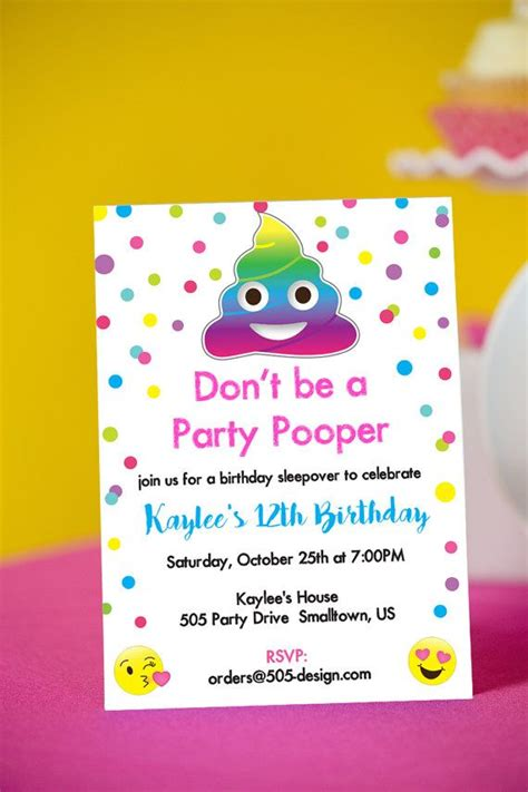 free printable birthday invitations 9 years old the 25 best slumber party invitations ideas on pinterest