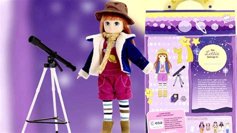 lottie dolls toronto stargazer doll designed by canadian launched into
