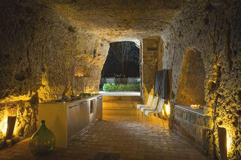 Harry Potter Bathroom Decor by Underground Cave Kitchen Stunning Renovation In Civita
