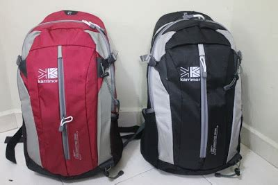 Planterbag 28 Liter Hitam Beg Deuter Murah Karrimor Wolfskin The Samsonite Made In Beg