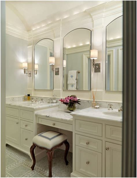 distance between sinks double vanity 25 best ideas about makeup counter on pinterest