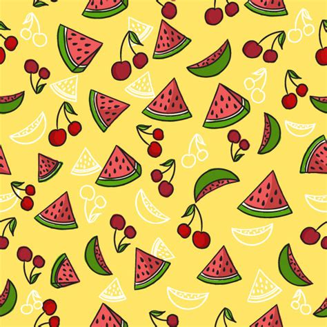vector pattern summer free vector downloads backgrounds eps patterns