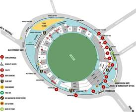 Kia Oval Find Your Way Around The Kia Oval Kia Oval