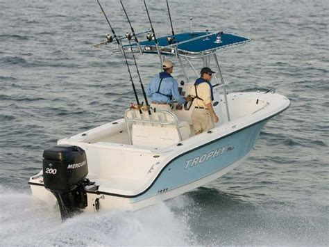trophy center console boats reviews research 2009 trophy boats 2103 center console on