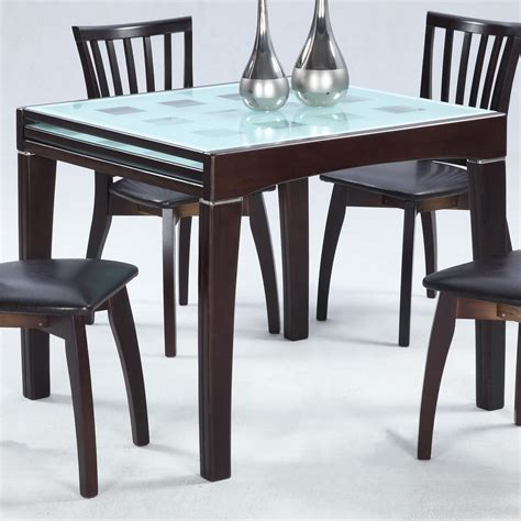 Extendable Tables For Small Spaces by Ideas For Expanding Dining Tables 13093