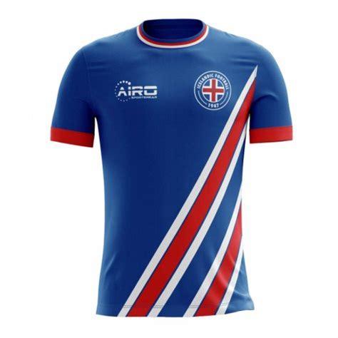 iceland goalkeeper 2018 2018 2019 iceland home concept football shirt