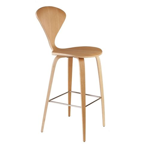 Cherner Bar Stool Replica by Replica Norman Cherner Barstool 74cm By Norman Cherner