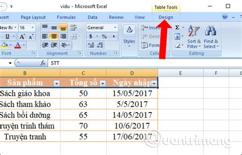 layout tren excel c 225 ch tạo bảng ch 232 n bảng trong excel