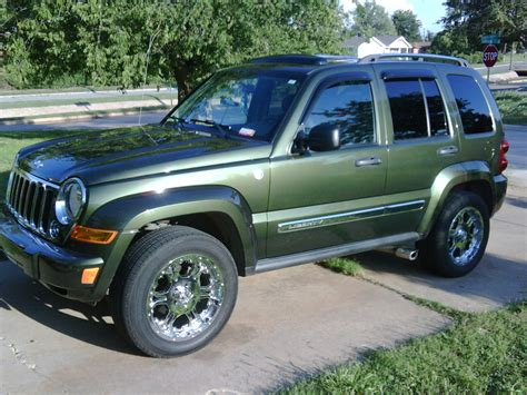 liberty jeep 2007 armyguy2881 2007 jeep liberty specs photos modification