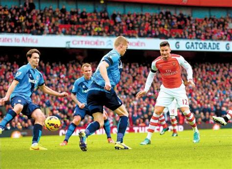 arsenal yesterday results sublime sanchez fires gunners sports news sina english