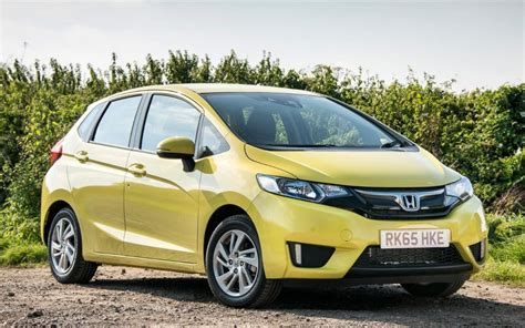 honda jazz review the best small car on sale