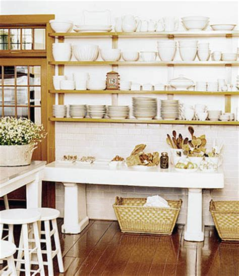 Kitchen Shelf Decorating Ideas Retro Modern Kitchen Decorating Ideas Open Kitchen Shelves For Storage