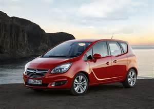 Meriva Opel Opel Meriva 2014 2015 2016 2017 Autoevolution