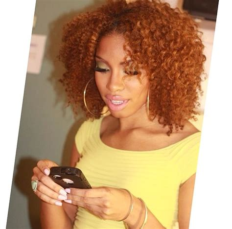 strawberry blonde for african american hair 5 things every natural should know before choosing a hair