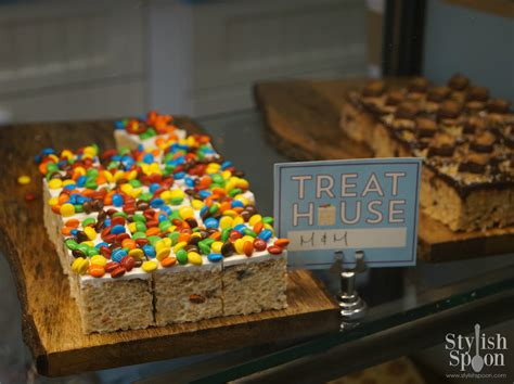 treat house friday find nyc treat house rice crispy treats stylish spoon