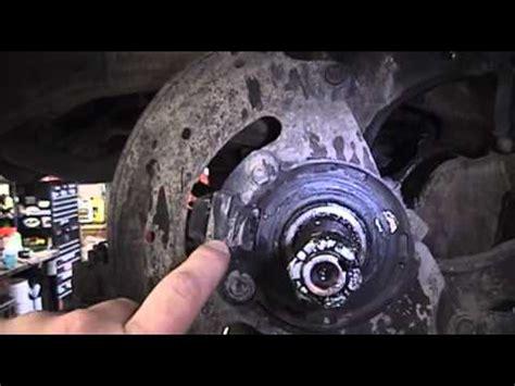 chevrolet  abs wheel sensor replacement youtube
