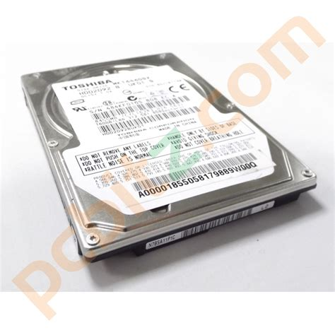 Harddisk 160gb Toshiba toshiba mk1646gsx 160gb sata 2 5 quot laptop drive drives