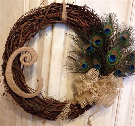 awesome peacock feather wreath decorating ideas gallery in 64 best cool stuff images on pinterest adoption gifts