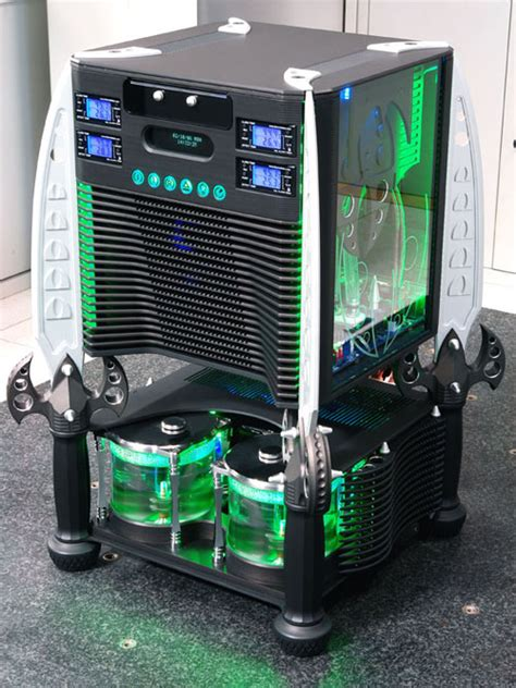 cool computer dark roasted blend cool computer case mods